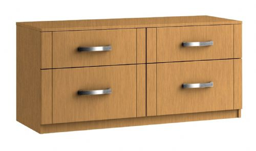 Capri 4 Drawer Twin Chest